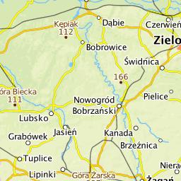 Lausitz Karte.Karte Verkehrsinfrastruktur
